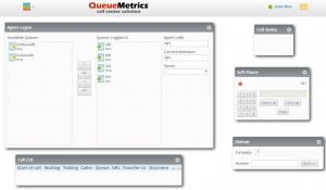 QueueMetrics Asterisk Call Center
